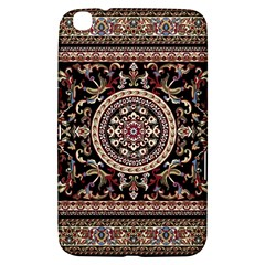 Vectorized Traditional Rug Style Of Traditional Patterns Samsung Galaxy Tab 3 (8 ) T3100 Hardshell Case