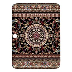 Vectorized Traditional Rug Style Of Traditional Patterns Samsung Galaxy Tab 3 (10.1 ) P5200 Hardshell Case
