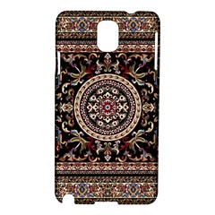 Vectorized Traditional Rug Style Of Traditional Patterns Samsung Galaxy Note 3 N9005 Hardshell Case