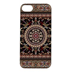 Vectorized Traditional Rug Style Of Traditional Patterns Apple Iphone 5s/ Se Hardshell Case
