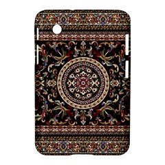 Vectorized Traditional Rug Style Of Traditional Patterns Samsung Galaxy Tab 2 (7 ) P3100 Hardshell Case
