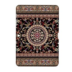 Vectorized Traditional Rug Style Of Traditional Patterns Samsung Galaxy Tab 2 (10 1 ) P5100 Hardshell Case