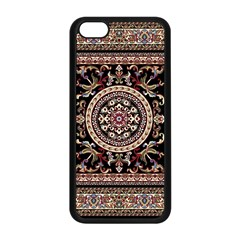 Vectorized Traditional Rug Style Of Traditional Patterns Apple Iphone 5c Seamless Case (black)