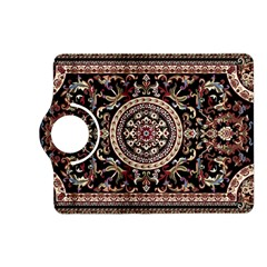 Vectorized Traditional Rug Style Of Traditional Patterns Kindle Fire Hd (2013) Flip 360 Case