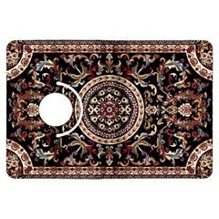 Vectorized Traditional Rug Style Of Traditional Patterns Kindle Fire Hdx Flip 360 Case