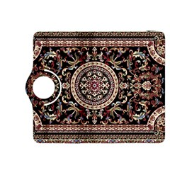 Vectorized Traditional Rug Style Of Traditional Patterns Kindle Fire Hdx 8 9  Flip 360 Case