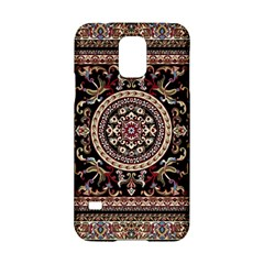 Vectorized Traditional Rug Style Of Traditional Patterns Samsung Galaxy S5 Hardshell Case