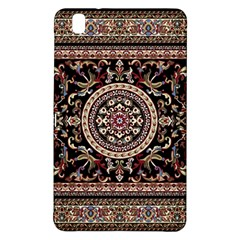 Vectorized Traditional Rug Style Of Traditional Patterns Samsung Galaxy Tab Pro 8 4 Hardshell Case
