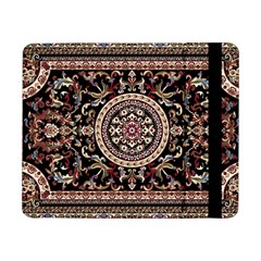 Vectorized Traditional Rug Style Of Traditional Patterns Samsung Galaxy Tab Pro 8 4  Flip Case