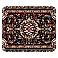 Vectorized Traditional Rug Style Of Traditional Patterns Double Sided Flano Blanket (small)