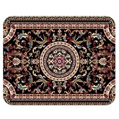 Vectorized Traditional Rug Style Of Traditional Patterns Double Sided Flano Blanket (medium)