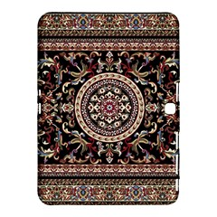 Vectorized Traditional Rug Style Of Traditional Patterns Samsung Galaxy Tab 4 (10 1 ) Hardshell Case