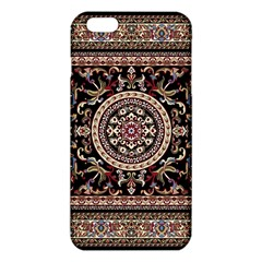 Vectorized Traditional Rug Style Of Traditional Patterns iPhone 6 Plus/6S Plus TPU Case