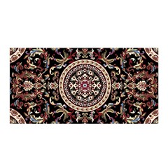 Vectorized Traditional Rug Style Of Traditional Patterns Satin Wrap