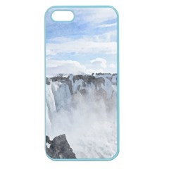 Falls Apple Seamless Iphone 5 Case (color)