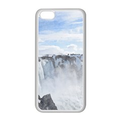 Falls Apple Iphone 5c Seamless Case (white)