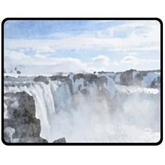 Falls Fleece Blanket (Medium)