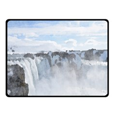 Falls Fleece Blanket (small)