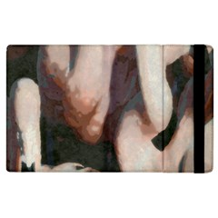 Flamingo Hustle Apple Ipad 2 Flip Case