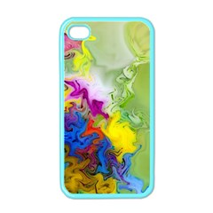 Hayfever Apple iPhone 4 Case (Color)