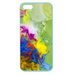 Hayfever Apple Seamless Iphone 5 Case (color)