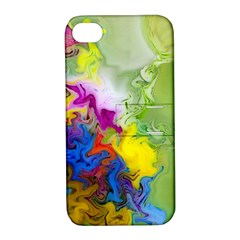 Hayfever Apple iPhone 4/4S Hardshell Case with Stand