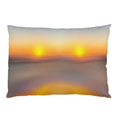 Headlights Pillow Case (two Sides)