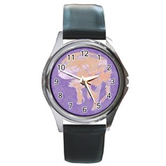 Jelly Baby Round Metal Watch