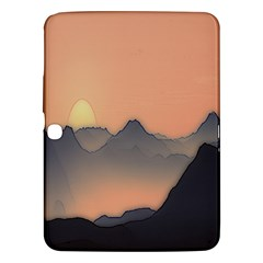 Mountains Samsung Galaxy Tab 3 (10 1 ) P5200 Hardshell Case