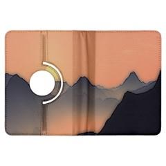 Mountains Kindle Fire HDX Flip 360 Case
