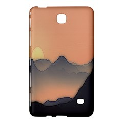Mountains Samsung Galaxy Tab 4 (8 ) Hardshell Case