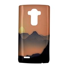 Mountains LG G4 Hardshell Case