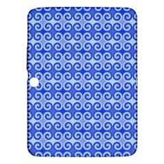 Blue Moroccan Samsung Galaxy Tab 3 (10 1 ) P5200 Hardshell Case