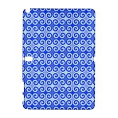 Blue Moroccan Galaxy Note 1
