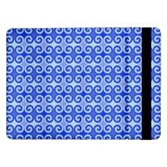 Blue Moroccan Samsung Galaxy Tab Pro 12.2  Flip Case