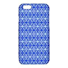 Blue Moroccan iPhone 6/6S TPU Case