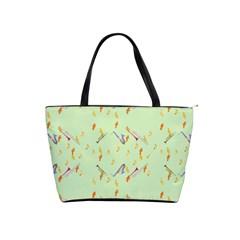 Brass Shoulder Handbags