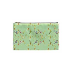 Brass Cosmetic Bag (small)