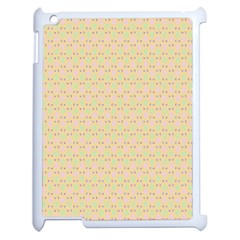 Busy Feet Apple iPad 2 Case (White)