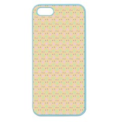 Busy Feet Apple Seamless iPhone 5 Case (Color)