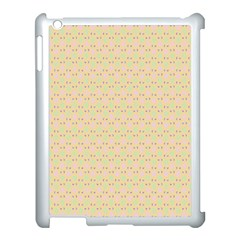 Busy Feet Apple Ipad 3/4 Case (white)