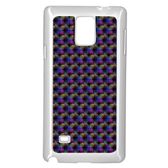 Celtic Bell Flowers Samsung Galaxy Note 4 Case (White)