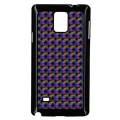 Celtic Bell Flowers Samsung Galaxy Note 4 Case (Black)