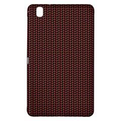 Celtic Knot Black Small Samsung Galaxy Tab Pro 8 4 Hardshell Case