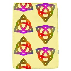 Celtic Knot Pastel Large Flap Covers (S)