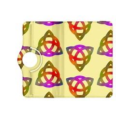 Celtic Knot Pastel Large Kindle Fire HDX 8.9  Flip 360 Case