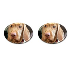 Vizsla second Cufflinks (Oval)
