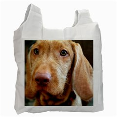 Vizsla second Recycle Bag (Two Side)