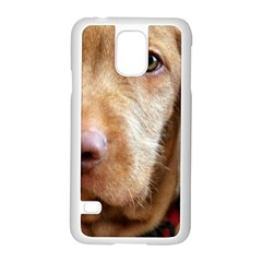 Vizsla second Samsung Galaxy S5 Case (White)