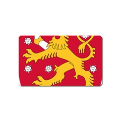 Coat of Arms of Finland Magnet (Name Card)